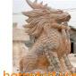 供应河北曲阳石雕动物,石雕麒麟