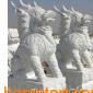 供应优质石雕麒麟生产厂家